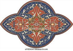 Arabesque Designs (page 5) - stock illustration clip art. Buy royalty free clipart images on disc by Lushpix Illustration.