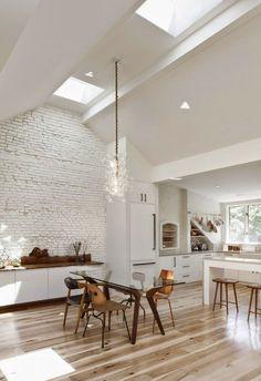¿ Cómo decorar diferentes ambientes cuando salón y cocina comparten el mismo espacio ? - Acotío Decó-Blog de Decoración