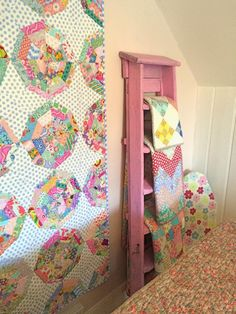 HenHouse: My Quilting Room..and News!