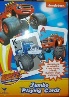 Nickelodeon Blaze And The Monster Machines Grab Amp Go Play