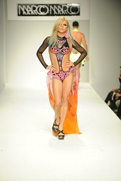 """18 Amazing """"Drag Race"""" Moments (And More Still) From Marco Marco's Latest Fashion Show"""