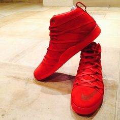 Nike KD VII 7 Lifestyle Red