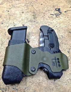 Zt301 Kydex Sheath, Folder Sheath, Combat, Tie Tactical, Tactical, Military, Survival Sheath, Mag Carrier, Knives
