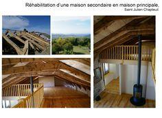Rouchouze Gauthier architectes _ Réhabilitation Extension_ Yssingeaux Haute Loire 43