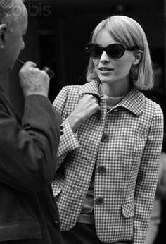 Mia Farrow, 1970's.