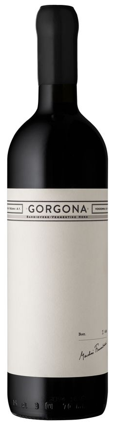 design Doni & Associtati - Firenzre - Gorgona  Frescobaldi
