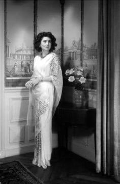 Niloufer Farhat Begum Sahiba of Hyderabad (South India) wife of Moazzam Jah son of the last Nizam of Hyderabad Osman Ali Khan, Asaf Jah VII