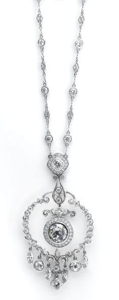 Diamond Necklace from Michael Beaudry at DK Gems International. We have a large choice of diamond necklace at DK Gems, the Best duty free St Maarten jewelry stores located on Front street, Philipsburg.