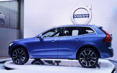 Volvo XC60 terá versões a diesel e híbrida no Brasil em 2018