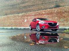 Awesome Shot of the 2014 Mazda3 - TourUSA