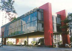 Museum of Arts, MASP, São Paulo, Brazil