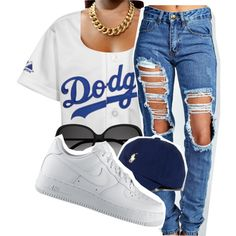 30e771f0354f A fashion look from April 2014 featuring Boohoo jeans