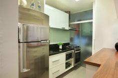 cozinha para apartamento pequeno planejado