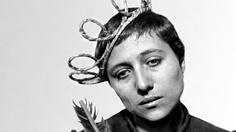 """Maria Falconetti in Carl Theodor Dreyer's  """"La Passion de Jeanne d'Arc""""."""