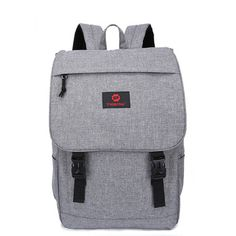 Tigernu 15.6 polegadas laptop mochila moda masculina mochila adolescente fpr mulheres mochila do vintage