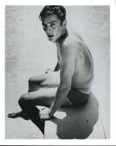 Alain Delon pre-Plein soleil
