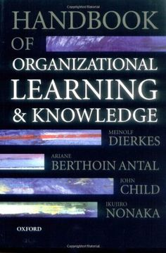 The coverage extends beyond the American tradition to include the experiences of Europe, Asia, and the Middle East. The book opens with chapters drawing insights from various social science approaches. The following sections examine fundamental issues concerning the external triggers, factors and conditions, agents, and processes of organizational learning.