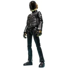 DAFT PUNK GUY-MANUEL DE HOMEM-CHRISTO ACTION FIGURE