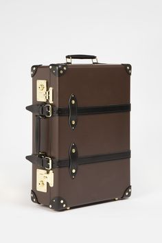 Hackett x Globe-Trotter Suitcase: 21 Inch - Bags & Luggage - Accessories…
