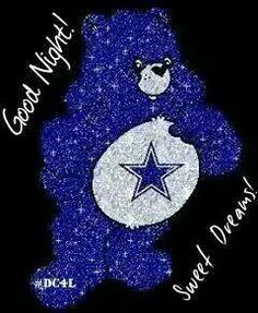 Good Night Cowboys Family....