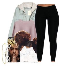 """""""untitled #171"""" by yani122 ❤ liked on Polyvore featuring Chicnova Fashion and NIKE"""