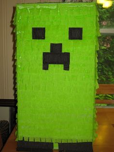 How-To: Make Your Own Minecraft Pinata
