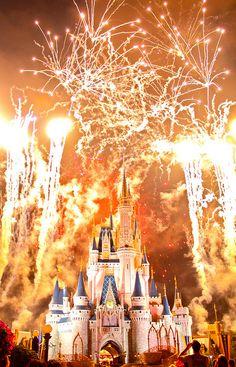 A Disney Explosion