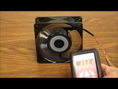 Using a Labstrobe to measure fan speed Hold On, Led, Technology, Digital, Tips, Tech, Naruto Sad, Engineering, Counseling