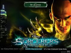 The Sorcerer's Apprentice 2010 Action / Adventure Movies - YouTube