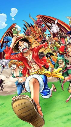 Find the best One Piece Wallpaper on Nox Lucky. One Piece Équipage, One Piece Big Mom, One Piece Chopper, One Piece Drawing, Anime One Piece, One Piece Luffy, Lucky Wallpaper, One Piece Wallpaper Iphone, Animes Wallpapers