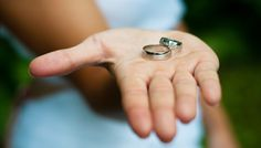 I'm Happily Married, But Neither Of Us Wear Rings