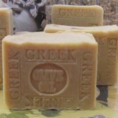 Greek Olive Oil (Face and Body) Soap Unscented