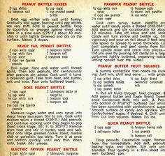 Never Fail Peanut Brittle – My WordPress Website Retro Recipes, Old Recipes, Cookbook Recipes, Vintage Recipes, Cookie Recipes, Recipies, Hard Candy Recipes, Peanut Recipes, Amish Recipes