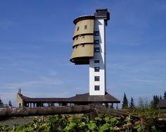 Lookout Tower Poledník, Czech Republic