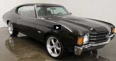 1972 Chevrolet Chevelle 350 Built Just Right