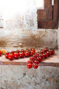 Cherry Tomatoes by Sara Remington | Stocksy United