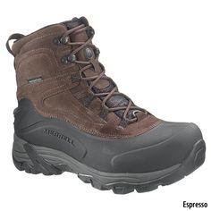 Merrell Mens Ice Jam 6 Waterproof Sport Boot - Gander Mountain  For shoveling the drive way