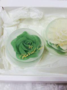 Flower Rose soap