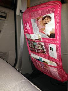 Love our Hang Up Activity Organizer! Perfect to hold my business info while I am out and about!  www.mythirtyone.com/sarahgravely