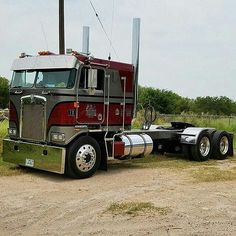Coe Kenworth custom K100
