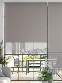 Day and Night Blinds Blinds For Bifold Doors, Blinds For Windows, Curtains With Blinds, Sliding Doors, Day Night Blinds, Blinds Inspiration, Double Roller Blinds, Blinds Online, Balcony Ideas