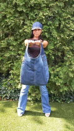 20140924_133015 News Boy Hat, Love Craft, Upcycle, Overalls, Handbags, Denim, America, Blog, Crafts