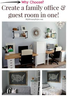 Decorating A Home Office For Less With These Fun, Affordable Ideas That  Will Make Any Office Feel And Look Classy And Homey At The Same Time.