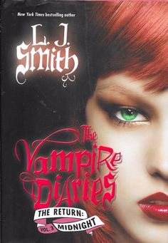 Vampire Diaries the Return: Midnight 3 by L. J. Smith (2011, Hardcover) 1st/1st