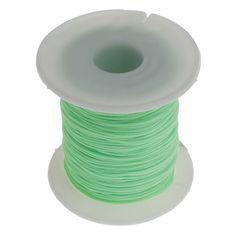 Cordon en nylon, corde en nylon, plus de couleurs à choisir, 1mm