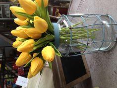 Yellow tulips! - best flower ever!
