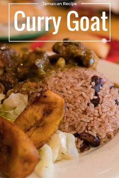 Who wants oxtail & curry goat for dinner? Curry goat recipe in Jamaica . Jamaican Curry Goat, Jamaican Cuisine, Jamaican Dishes, Jamaican Recipes, Jamaican Oxtail, Jamaican Chicken, Oxtail Recipes, Curry Recipes, Beef Recipes