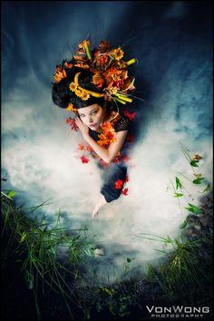 Autumn II by BlancheNeige-Modele on deviantART