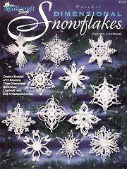Dimensional Snowflakes