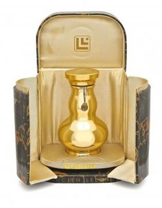 1946 Lucien Lelong Orgueil Perfume Bottle